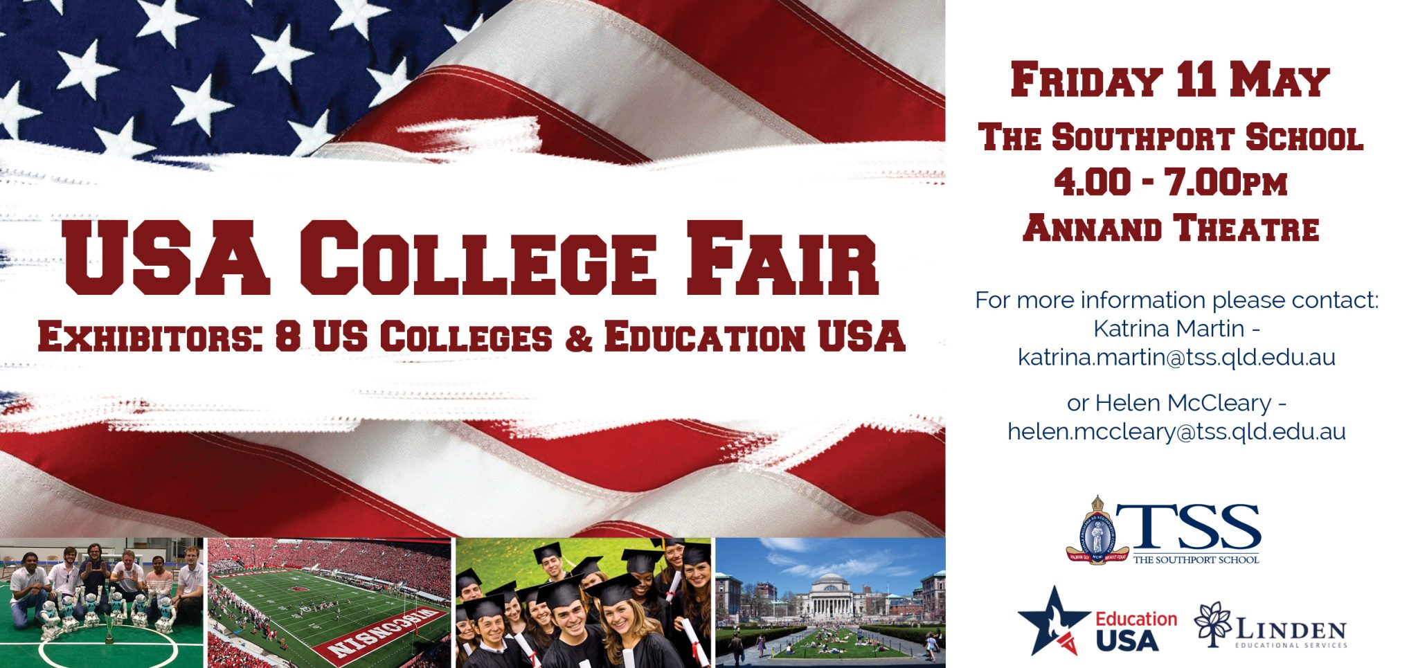 usa college fair the southport school